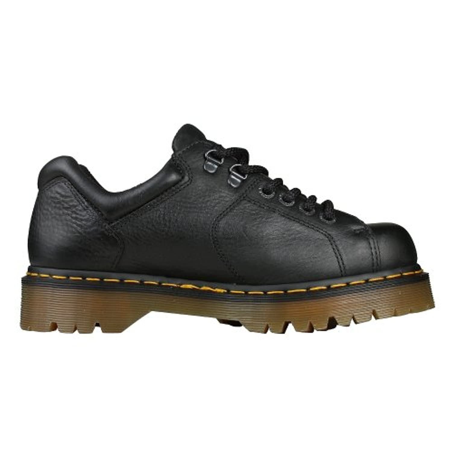 Dr. Martens Men's '8312 FBX' Laced Shoe, Black Grizzly, UK 3