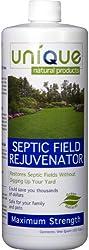 Unique Natural Products Septic Field Rejuvenator, 32-Ounce