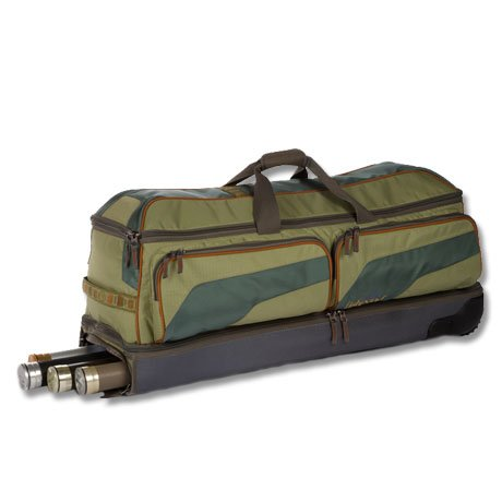 Sale fishpond trailhead rolling fly rod gear bag fly fishing for Fly fishing luggage
