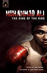 Muhammad Ali: The King of the Ring(Graphic Novel) (Heroes)