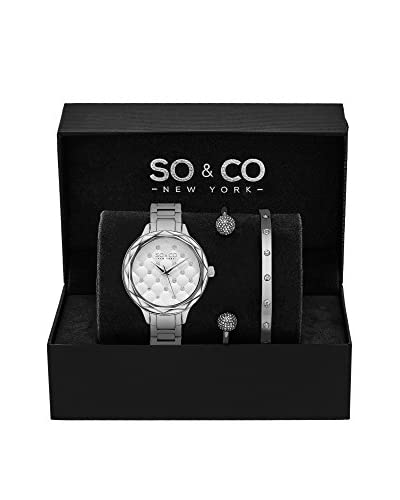 So & Co new York Quarzuhr Woman 38 mm