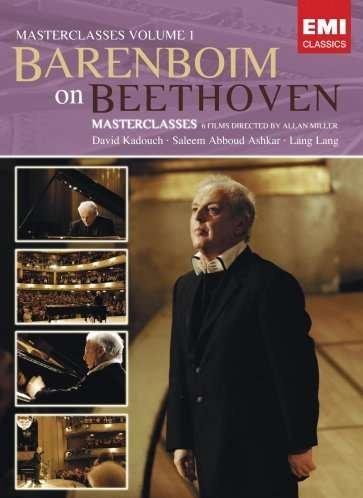 DVD Barenboim on Beethoven Masterclassesの商品写真
