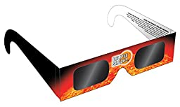 Rainbow Symphony Eclipse Glasses - Safe Solar Viewers - Eclipse Shades , Package of 25