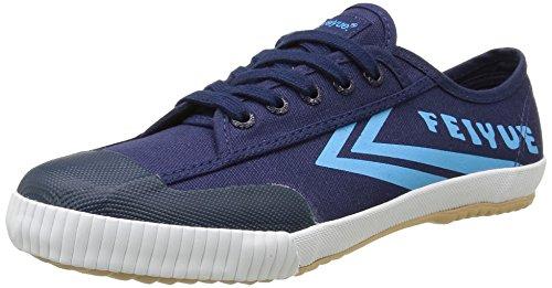 FeiyueFe Lo F10015M - Sneaker Uomo , Blu (Bleu (Navy/Cyan)), 40