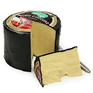 Kerrygold Aged Cheddar with Irish Whiskey (7.5 ounce) by igourmet