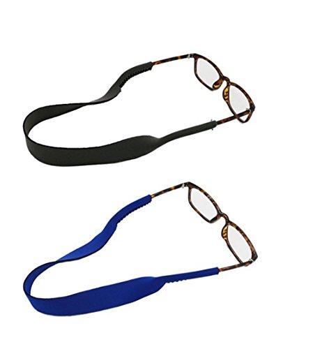 3pcs universale Classic Sport Occhiali da sole Eyewear Fermo Holder Strap Fit Corda Eyewear Fermo