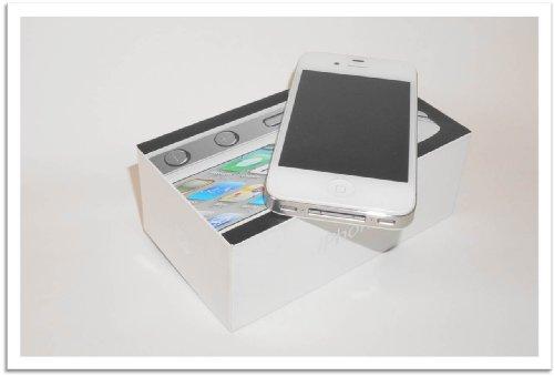 並行輸入品 iPhone 4 16GB ホワイト SIMフリー