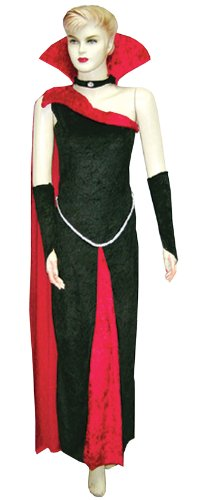 Vampiress Blood Raven Adult Costume