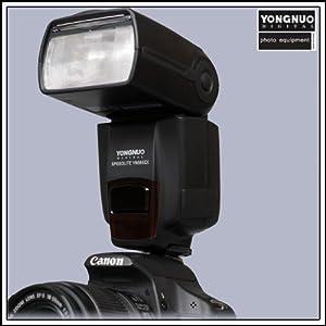 565EX ETTL Speedlite Flash for Canon