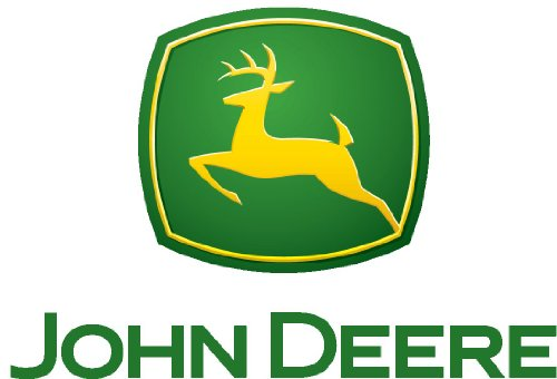 John Deere Original Equipment Air Filter #AT184590 игрушка tomy john deere джонни т11310