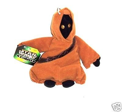 Star Wars Jawa Plush by Kenner