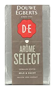 Douwe Egberts Select Aroma Ground Coffee, 8.8-Ounce Packages (Pack of 3)