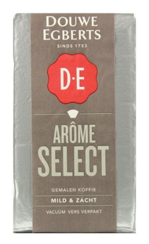 Douwe Egberts Select Aroma Ground Coffee 8 8 Ounce Packages
