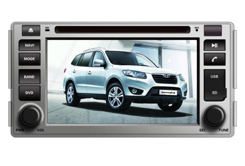 Pioeneer Intelligent(2006-2012) Hyundai Santa Fe 6-8 Inch ...