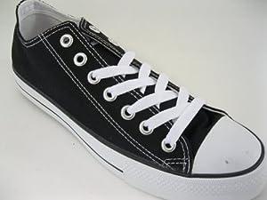 Fila - Informal de tela unisex, color negro, talla 6 UK