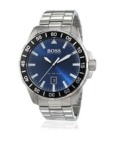 Hugo Boss Reloj de cuarzo Man Deep Oceaan 46 mm