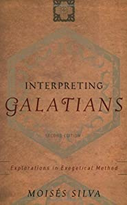 "Cover of ""Interpreting Galatians: Explora..."