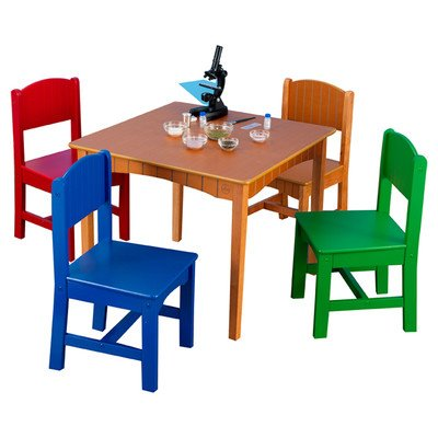 Nantucket Table And Primary Chairs front-459005