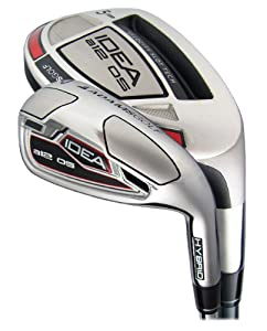 Adams a12 OS 4H-6H, 7-GW Combination Iron Set with Graphite Shafts by Adams Golf