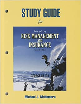 Risk Management and Insurance study subjects list
