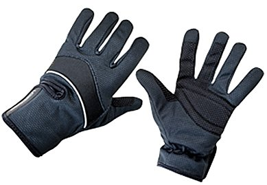 Buy Low Price Full Finger Cold Weather Cycling Gloves (B005V0MEJ4)