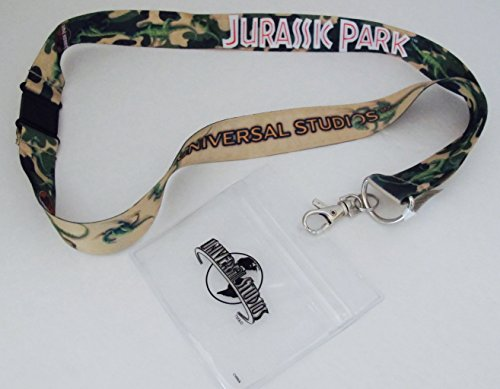 universal-studios-pin-trading-jurassic-park-dino-lanyard-keychain-with-clip