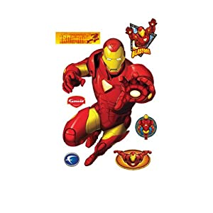 Iron Man Wall Decal by Fathead