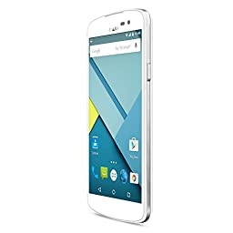 BLU Studio X - Global GSM - Unlocked Cell Phone (White)