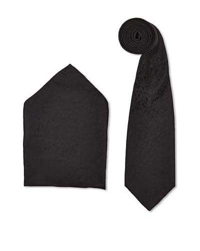 Masterhand Corbata Set 50 Krawatte y Pañuelo