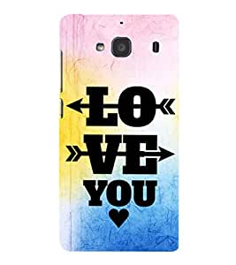 Ebby Premium Printed Mobile Back Case Cover With Full protection For Xiaomi Redmi 2S (Designer Case)