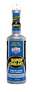 Lucas Oil 10640 Super Coolant Radiator Additive - 16 oz.