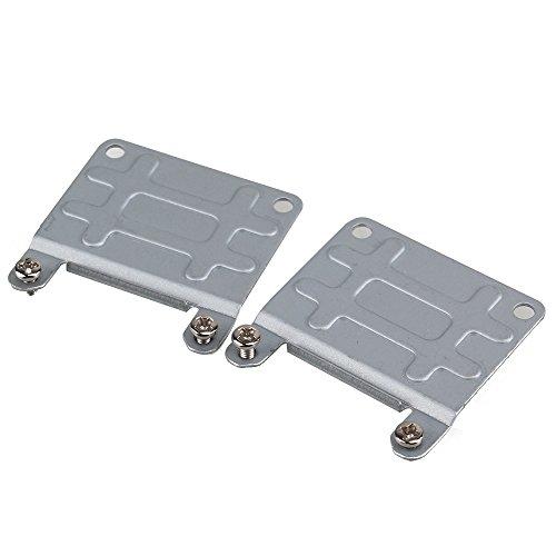 Mini PCI-E moitié à taille complète Carte Extension sans fil WiFi Adaptateur PCI Support avec vis Lot de 2