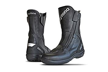Daytona Road Star Gtx Wide Blk moto Boot