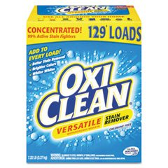 Oxiclean Versatile Stain Remover, Regular Scent, 7.22 Lb Box front-424027