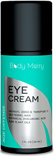 Eye Cream for Dark Circles, Wrinkles, Puffiness, Crow