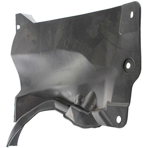 Diften 110-A2631-X01 - New Engine Splash Shield Passenger Right Side Rear RH Hand MA1228102 BP4K56114D (05 Mazda 3 Mud Flaps compare prices)