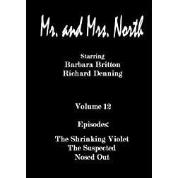 Mr. and Mrs. North - Volume 12