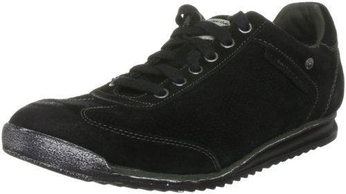 Calvin Klein Jeans Men's Miller Black Lace Up S1250 7 UK