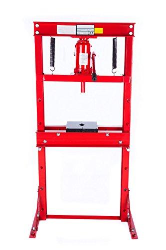 Werkstattpresse-20t-Hydraulikpresse-Presse-hydraulisch-Rahmenpresse-Lagerpresse