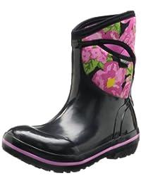 Bogs Women's Plimsoll Mid Rosie Boot