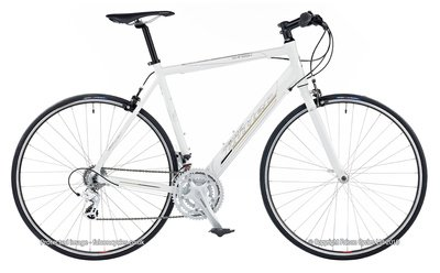 Claud Butler Chinook 56cm Gents Road Bike - White
