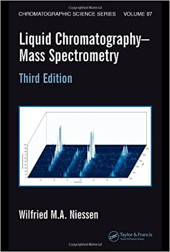 Liquid Chromatography-Mass Spectrometry, Third Edition (Chromatographic Science Series)