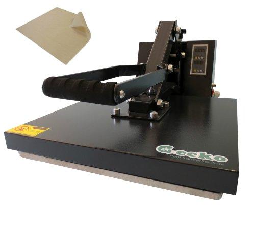 gecko heat press machine reviews