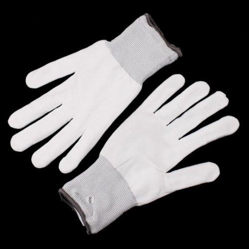 New Hot! 7 Mode Led Rave Light Finger Lighting Flashing Glow Gloves White By Ahmet