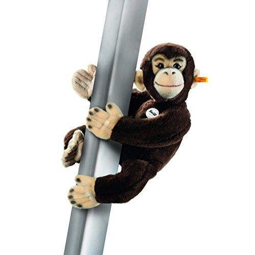 Steiff 060212 - Jocko Lo Chimpanzee Magnetico Peluche, 50 cm