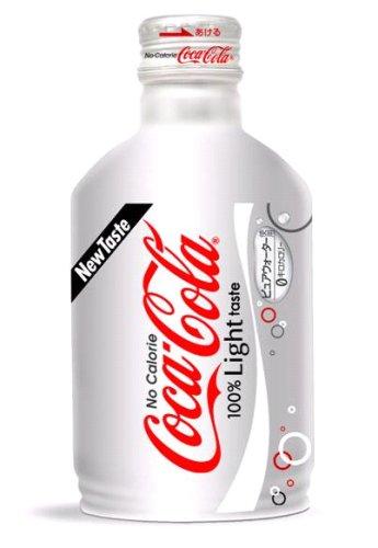 (お徳用ボックス) ノーカロリーコカ・コーラ 300mlボトル缶×24本