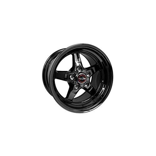 Race Star Wheels 92 Drag Star Dark Star Black Chrome 18x8.5 Corvette 5x4.75 (Race Star Drag Wheel compare prices)