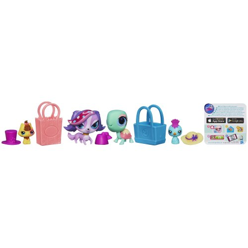 Littlest Pet Shop Shopping Sweeties Pack