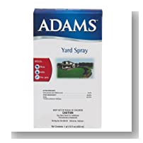 Adams Yard Pest Control Spray, 16-Ounce