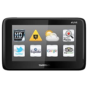 41pd7QbvU0L. SL500 AA300  [Amazon WarehouseDeals] Samsung Galaxy Nexus i9250 ab 422€, Samsung Galaxy Note N7000 ab 436€ & TomTom GO LIVE 1015 Europe ab 227€